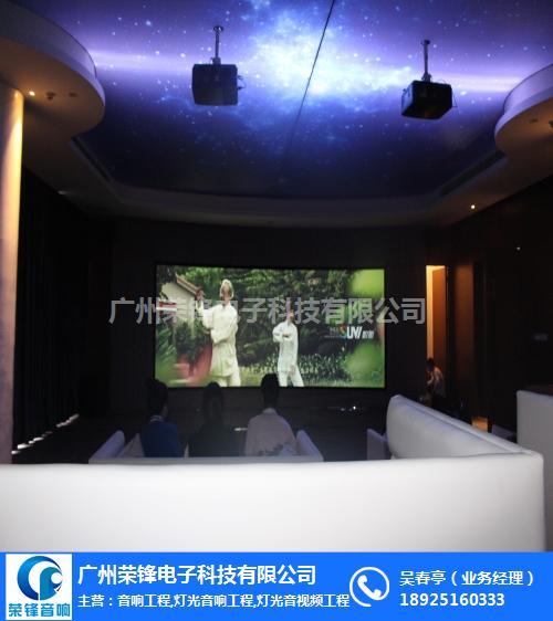 黃江鎮音響_展廳音響系統設計方案_榮鋒音響公司(**商家)