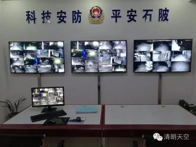 渝利文科技 圖  監控系統 監控