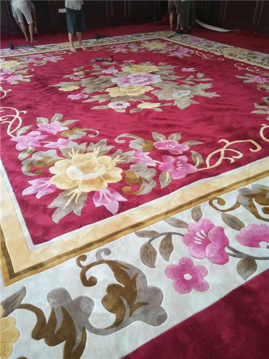 天目湖地毯、地毯