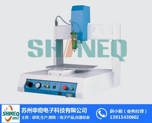 浙江自動點膠機-全自動點膠機價格-申奇電子(**商家)