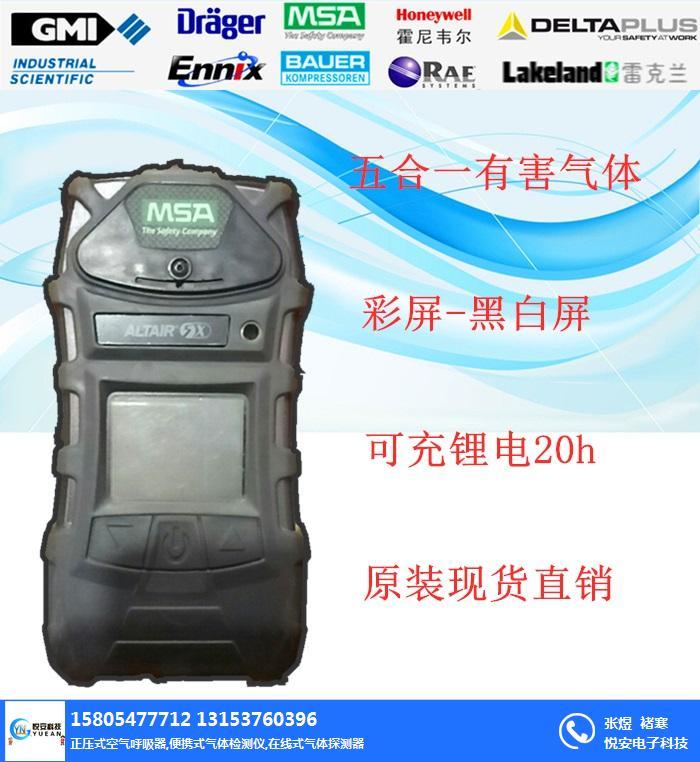 氣體泄漏檢測儀可燃氣-青島氣體泄漏檢測儀-山東悅安