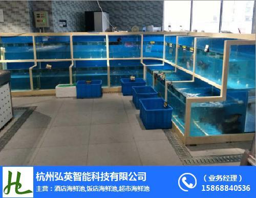 饭店鱼缸制作-镇江饭店鱼缸-欢迎选择弘英科技