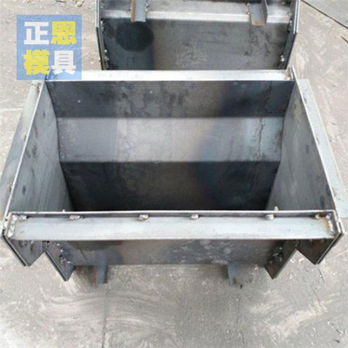 水泥隔離墩模具-隔離墩鋼模具-公路隔離墩水泥模具