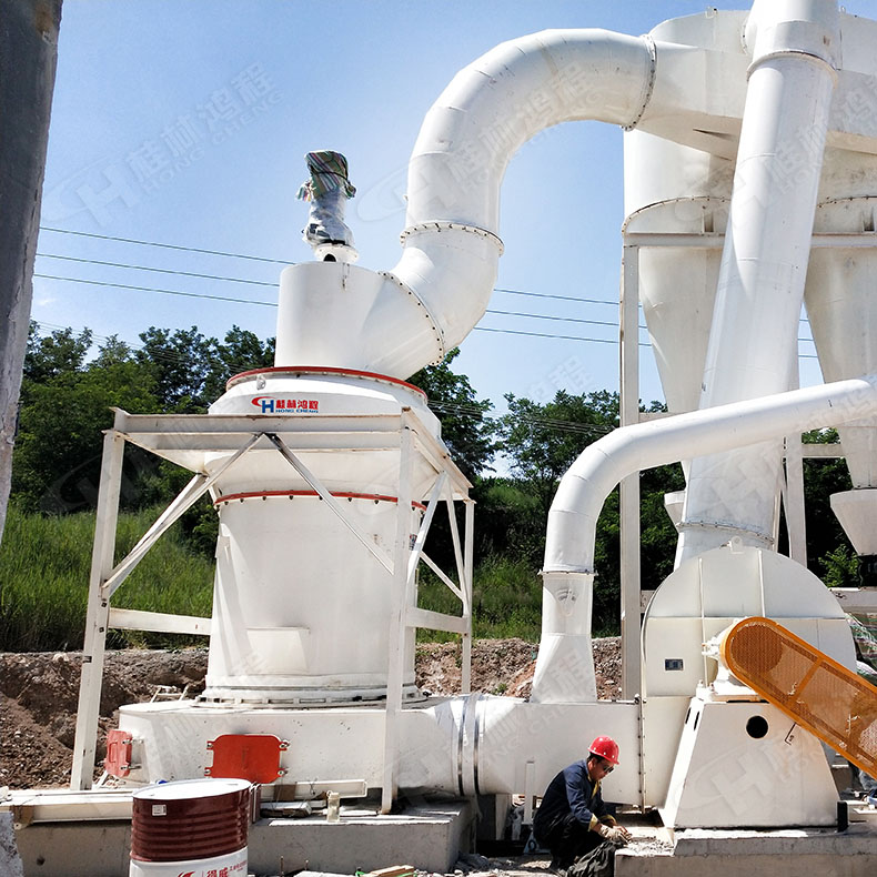 河北石墨磨粉-負*材料磨粉機-石墨磨粉設備原理