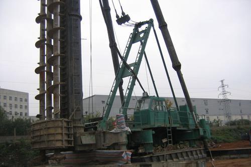 三軸攪拌樁施工工藝-三軸攪拌樁-康尚建設工程(查看)