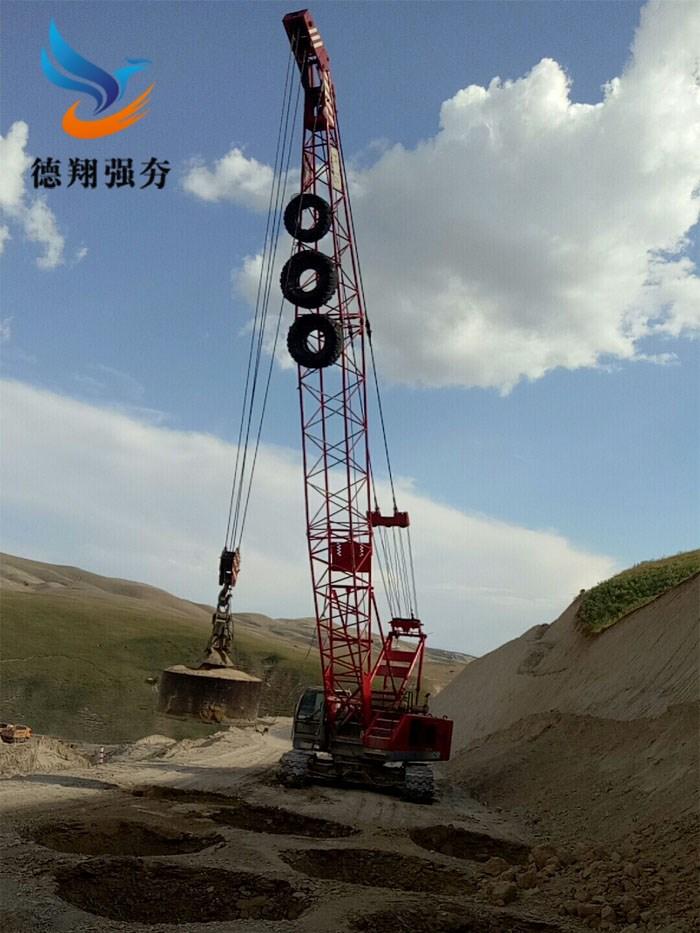 大型強夯地基工程-德翔地基基礎-廣東強夯地基工程