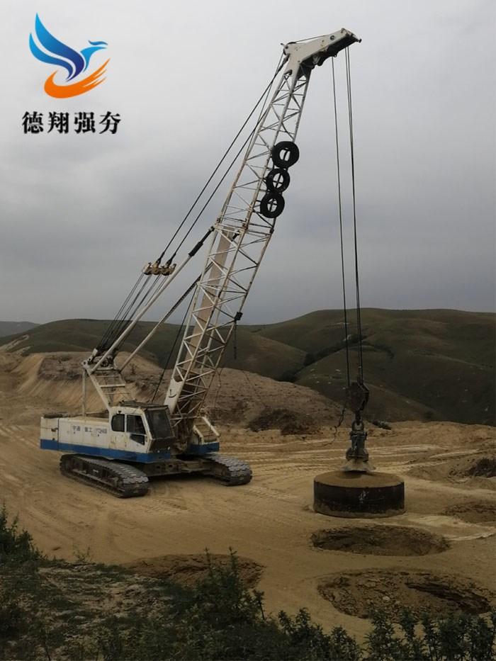 大型強夯施工工程-大型強夯施工-德翔2020新款