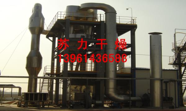 碳酸氫鈣干燥機工藝、碳酸氫鈣干燥機、設備結構設計**