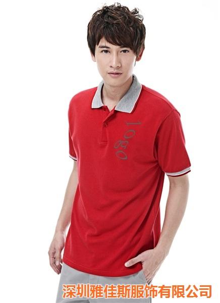 深圳市T恤衫、福永真絲T恤衫訂做廠家、雅佳斯服飾