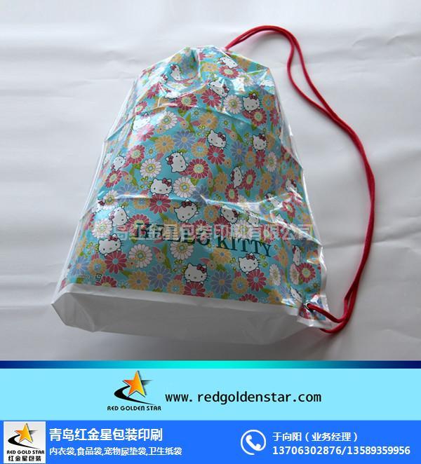 背心 購物袋_青島紅金星包裝 在線咨詢 _購物袋