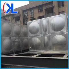 唐山不銹鋼水箱價格、凱實比機電設備 在線咨詢 、不銹鋼水箱