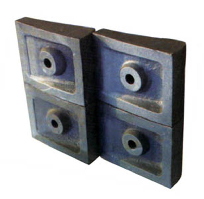 襯板-鵬鑫鑄造-高鉻襯板