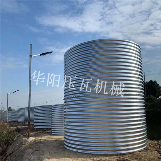 養殖池壓板機-華陽機械-養殖池壓板機多種規格