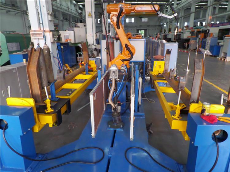 多功能焊接機器人廠家-焊接機器人廠家-創靖杰自動化設備