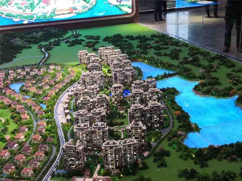 黄石住宅模型制作公司-武汉华瑞轩模型