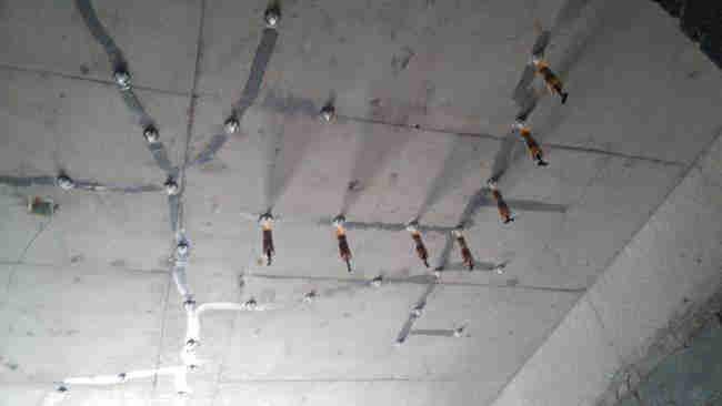 楼板裂缝修补-林泽建筑工程公司