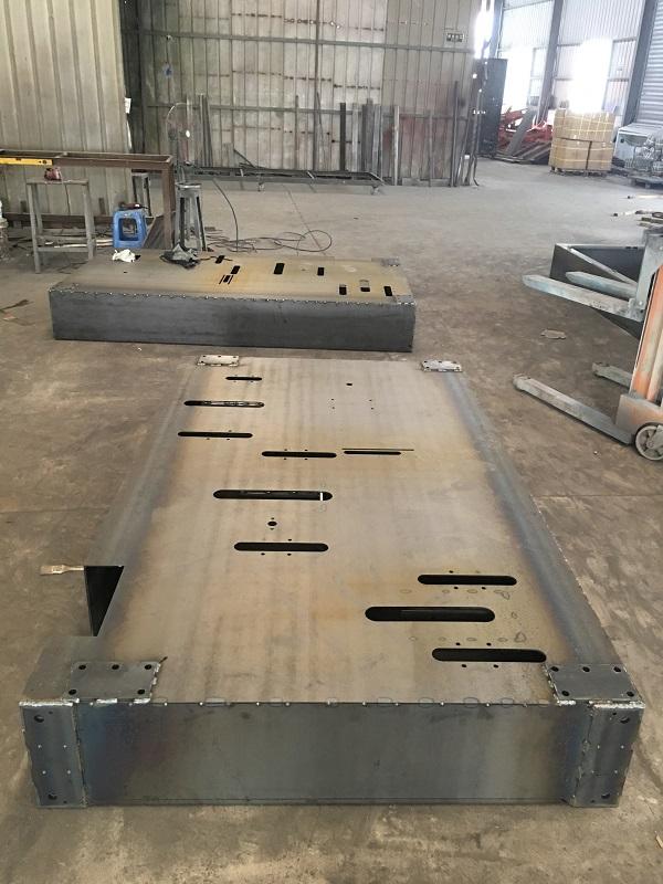 激光切割廠家-廈門森電*生產加工-精密激光切割廠家
