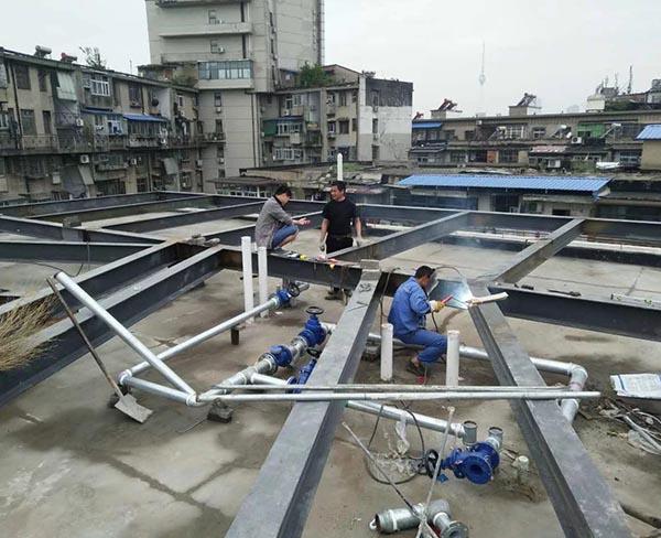 鋼結構加固工程公司-上海加固工程-安徽程固施工經驗豐富