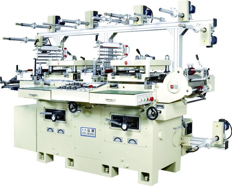 威士達模切精度高-滾筒式模切機生產廠家-江蘇模切機