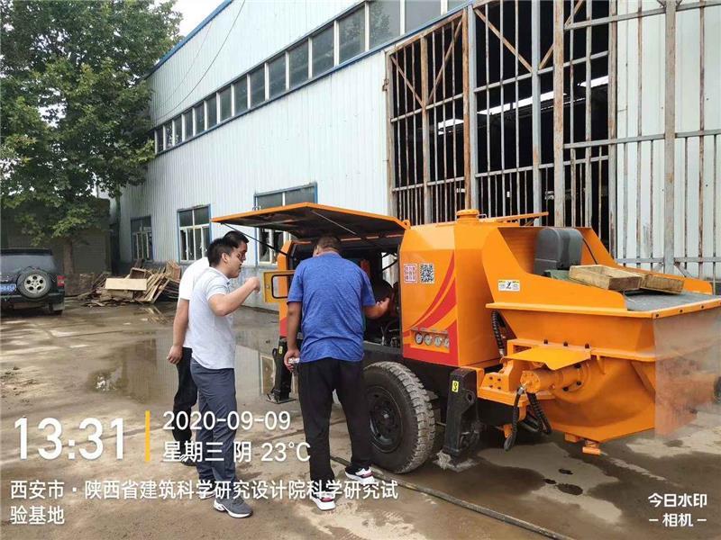 臺州細石混凝土泵科瑪森機械制造有限公司-細石混凝土泵哪里的好