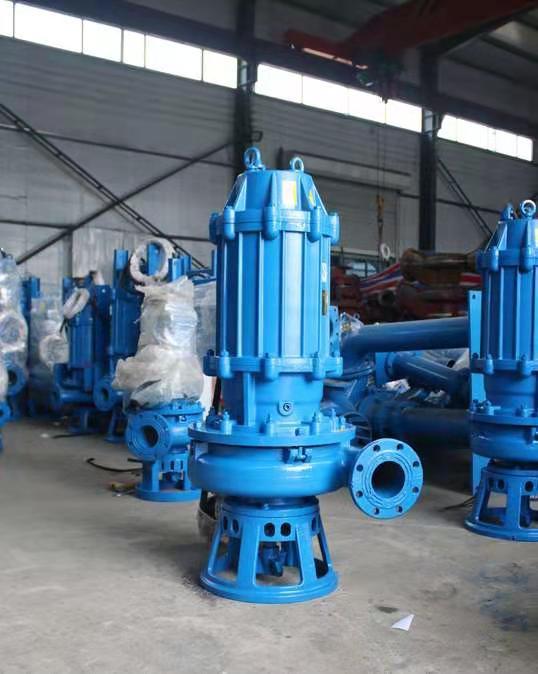 達成泵業(圖)-攪拌潛水渣漿泵15kw-湖南潛水渣漿泵