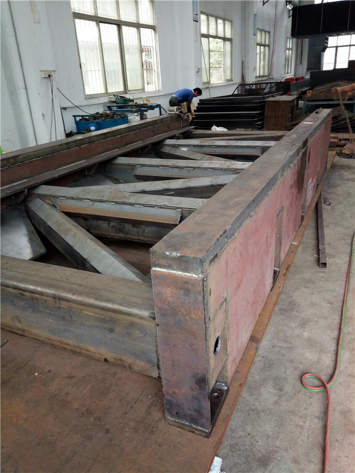 湛江自動化機架焊接加工-自動化機架焊接加工價格-融大機械