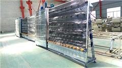 全自动立式中空玻璃生产线,正德机器,庆阳中空玻璃生产线