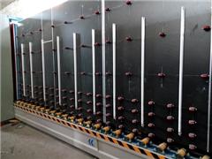 郴州市中空玻璃生产线_正德机器_中空玻璃生产线维修