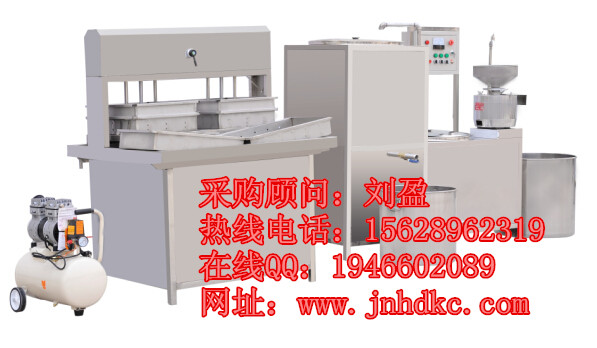 小型豆制品加工设备|济南豆制品加工设备厂|豆制品加工设备