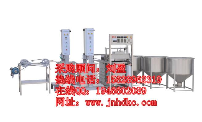 小型豆制品加工设备、豆制品加工设备、济南豆制品加工设备厂