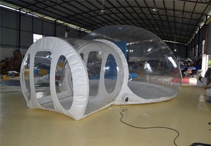 帐篷、气模厂家、气泡帐篷