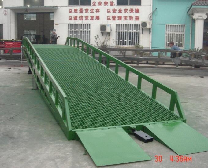10吨12吨移動式登車橋,强峰登車橋,六盘水登車橋