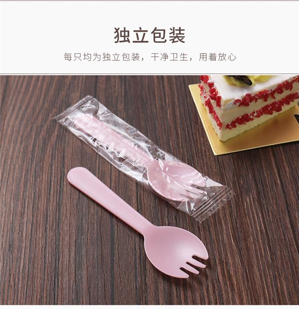 刀叉盘-婧加包装质量可靠-蛋糕刀叉盘批发