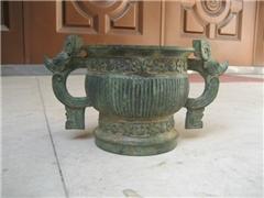 领航工艺品(图)、仿古青铜器报价、泉州仿古青铜器