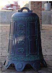 仿古大型铜钟,福建大型铜钟,领航工艺品