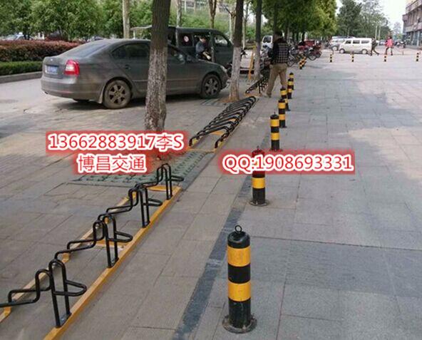 桂丰款式新颖的非机动车停放架报价