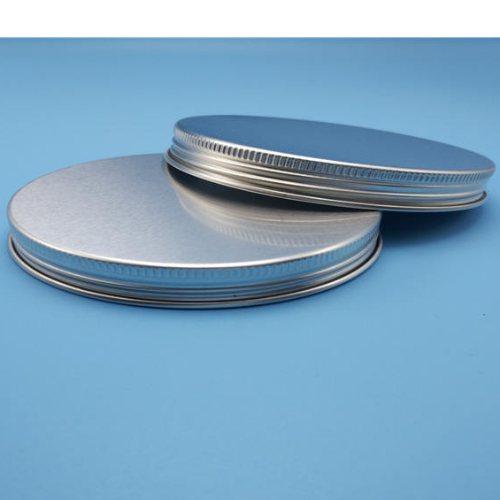螺纹铝盖生产商 圆形铝盖定制 塑料瓶铝盖批发 新锦龙