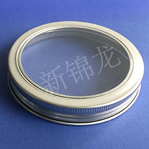 新锦龙 玻璃瓶金属盖定做 玻璃瓶金属盖定制 卷边金属盖直销