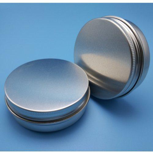 迷你铝盒订制 螺纹铝盒直售 新锦龙 卷边铝盒定制