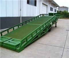 移動式登車橋支腿型,九恒质量保证,阜新移動式登車橋