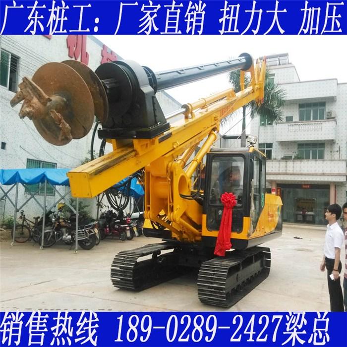打桩机施工|广东桩工机械|鹰潭市打桩机