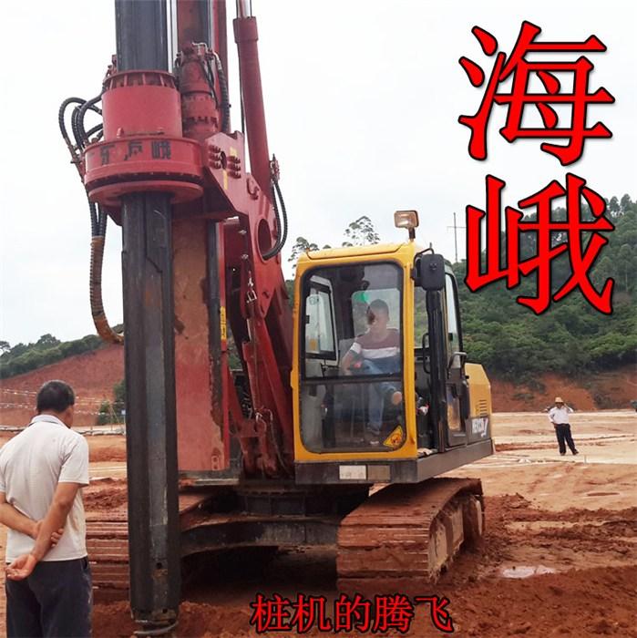 海峨(图)|建筑打桩机|打桩机