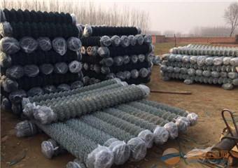 铁丝网施工、铁丝网、航拓丝网