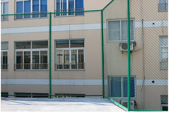场地围网规格_场地围网_篮球场地围网