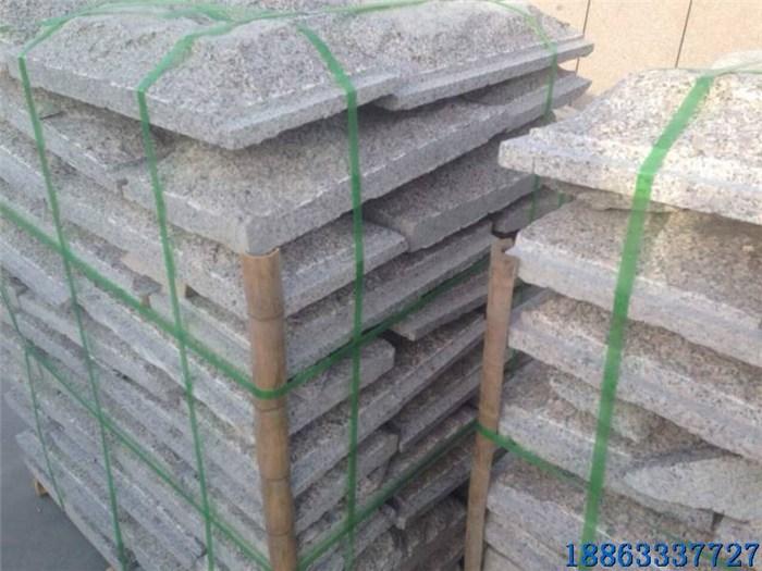 陕西蘑菇石、北方石材、墙面蘑菇石