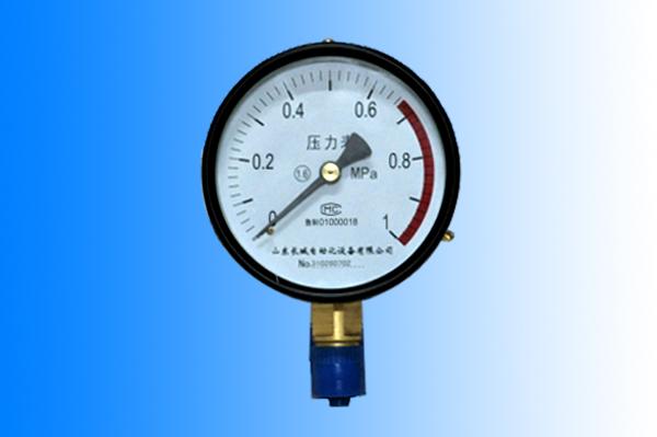 膜盒压力表-长城仪表-膜盒压力表原理
