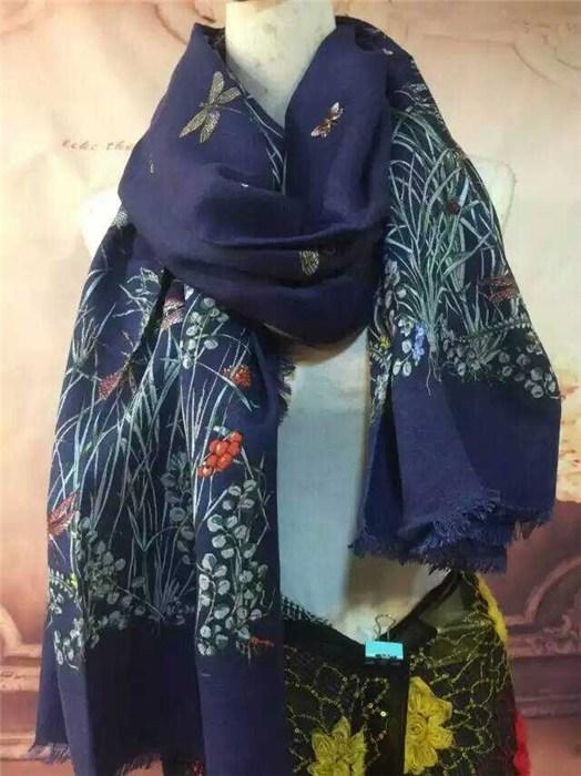 围巾设计_门头沟区围巾_芊美艺围巾定做
