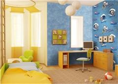 家装墙纸铺贴技巧|辽宁家装墙纸|金牌家居