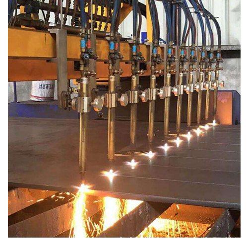 德州恒迪机械 台式火焰等离子切割机哪家好管板一体机火焰直销