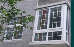 三扇推拉窗、千叶门窗供应推拉窗、未央推拉窗